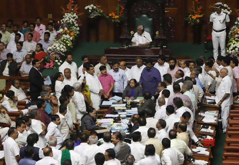 Karnataka Speaker withdraws 'rape victim' remark