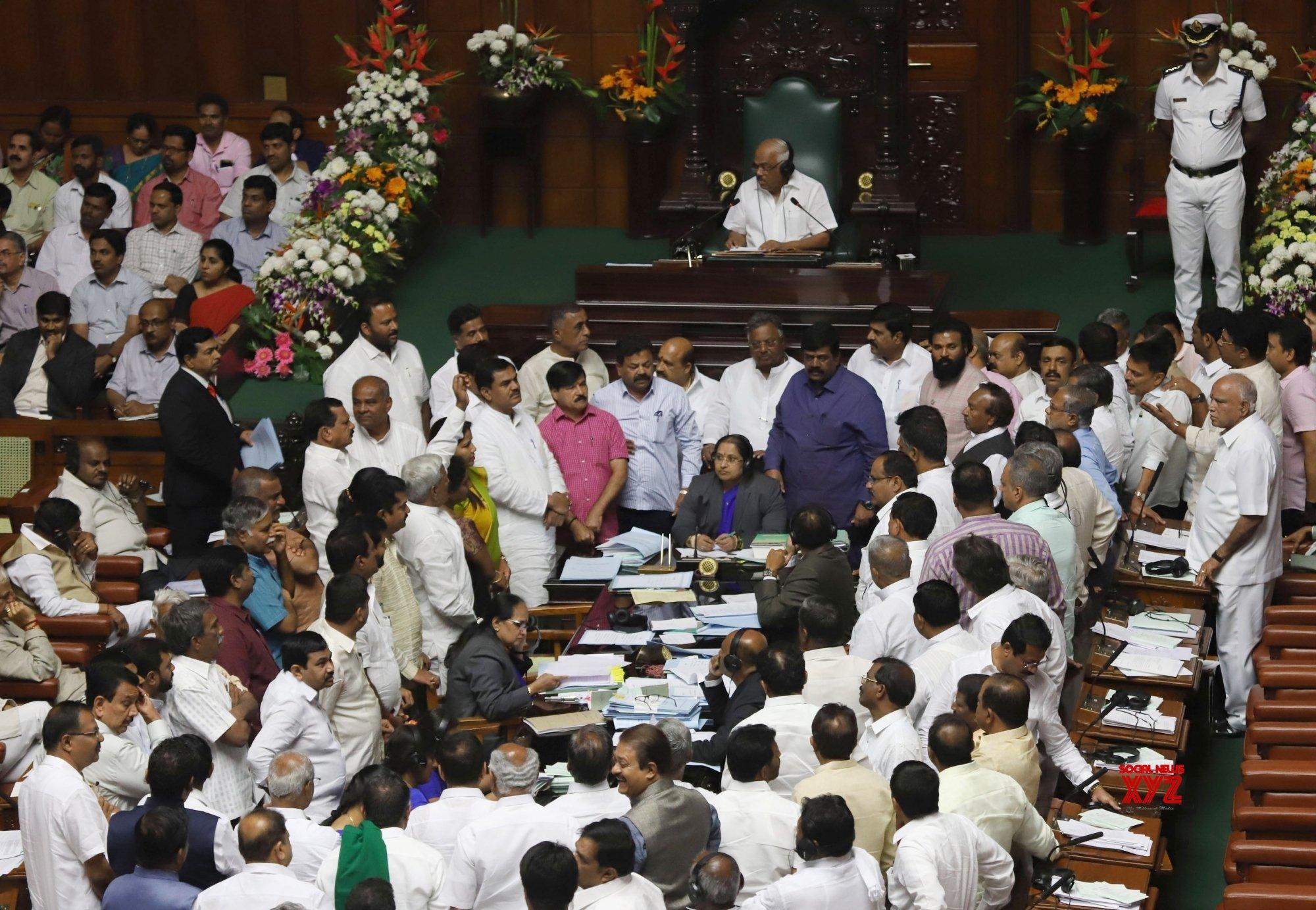 Bengaluru: Karnataka Assembly Budget Session (Batch - 5) #Gallery