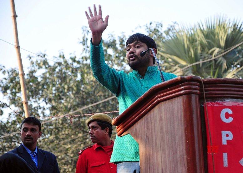Modi tarnished Gujarat's image: Kanhaiya