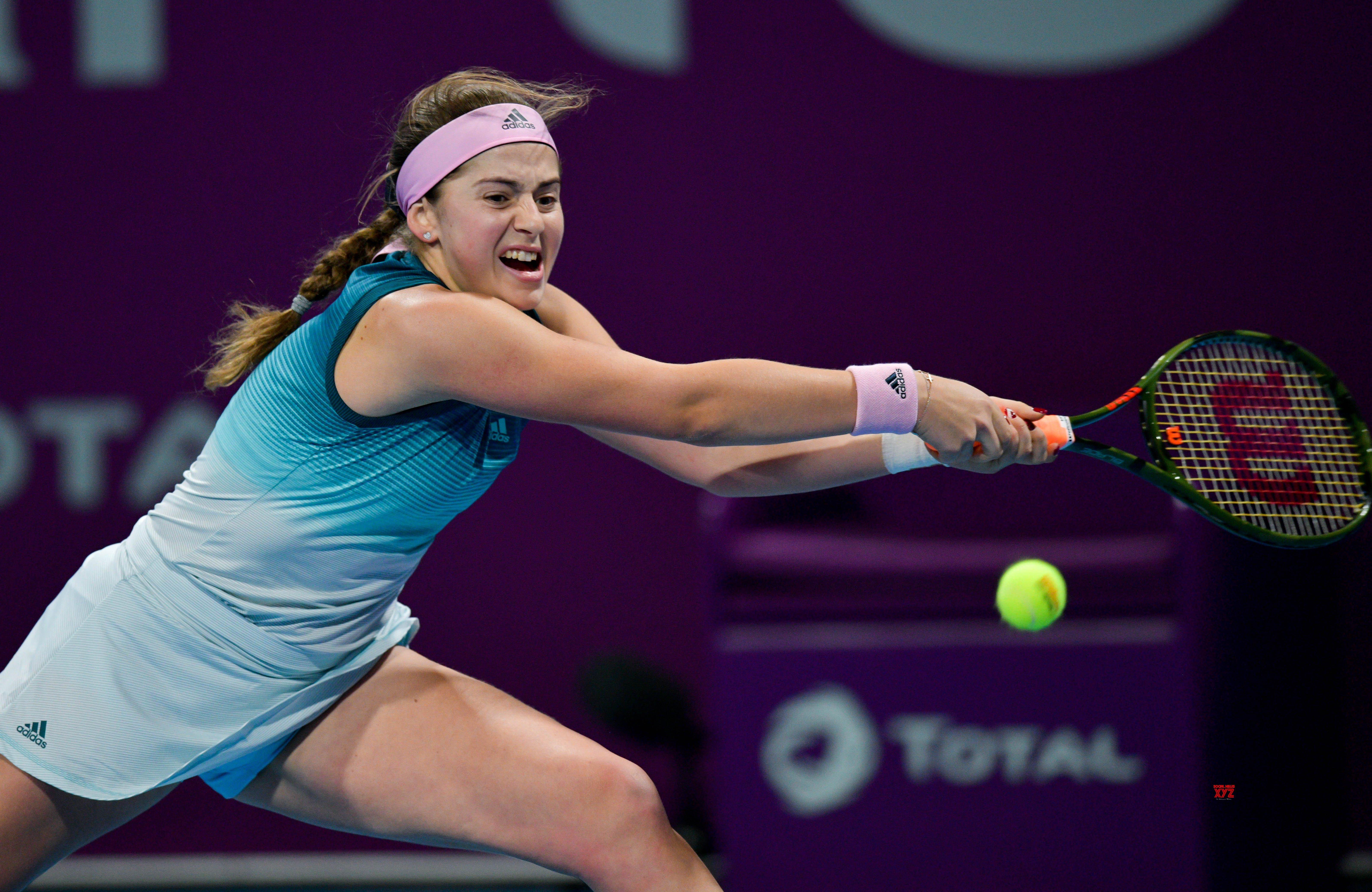 QATAR - DOHA - TENNIS - 2019 WTA QATAR OPEN #Gallery
