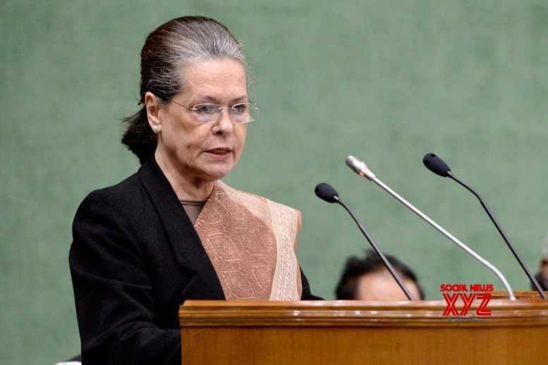 Rahul has worked tirelessly, says Sonia