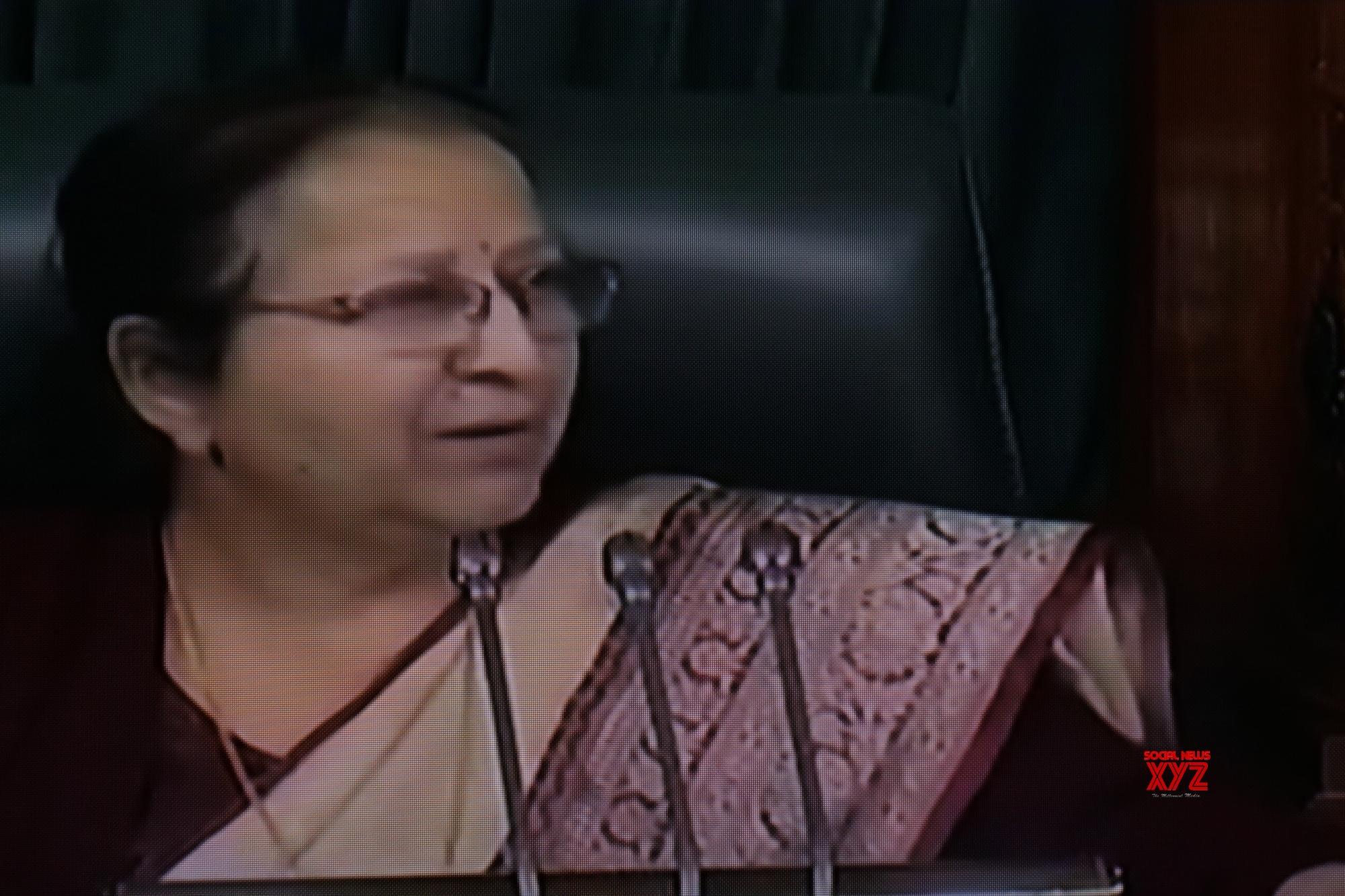 Lok Sabha passed 205 Bills in five years: Sumitra Mahajan