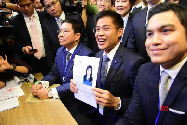 Thai poll body seeks to dissolve party for nominating Princess
