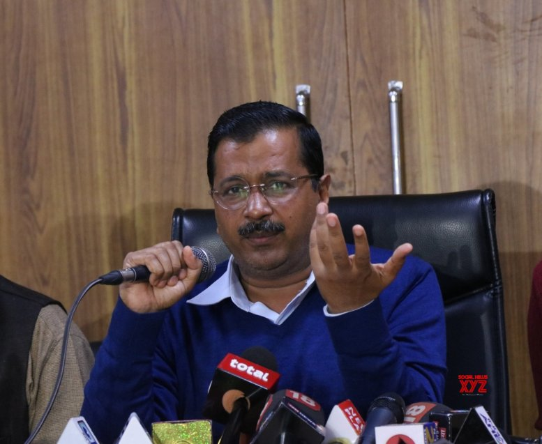 Kejriwal condemns terror attack on CRPF