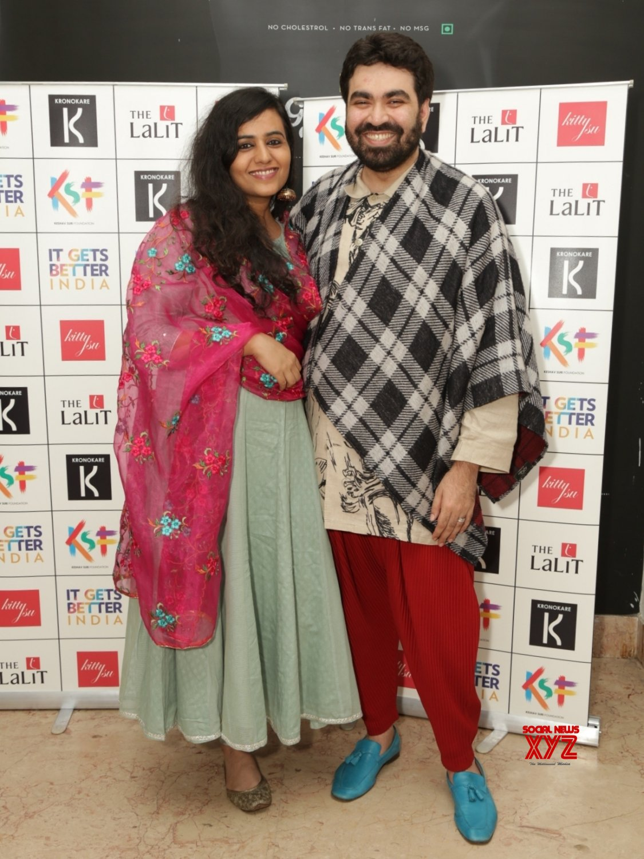 New Delhi: ELKDTAL special screening on Valentine's Day #Gallery