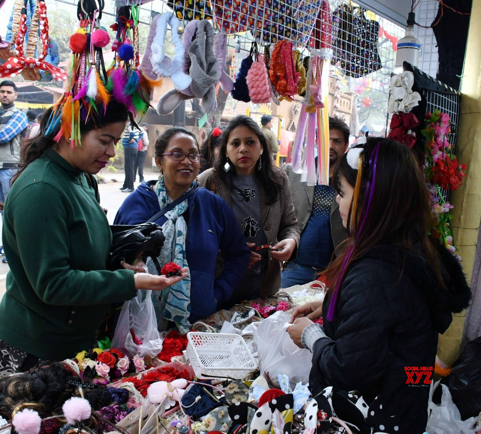 Faridabad: Surajkund International Crafts Mela - 2019 #Gallery