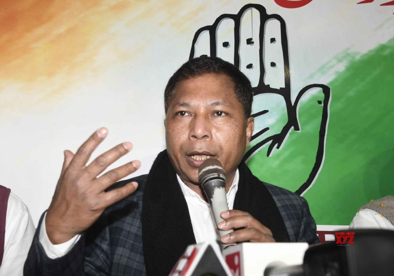 Citizenship Bill would have been passed in RS, if Congress wasn't there: Mukul Sangma