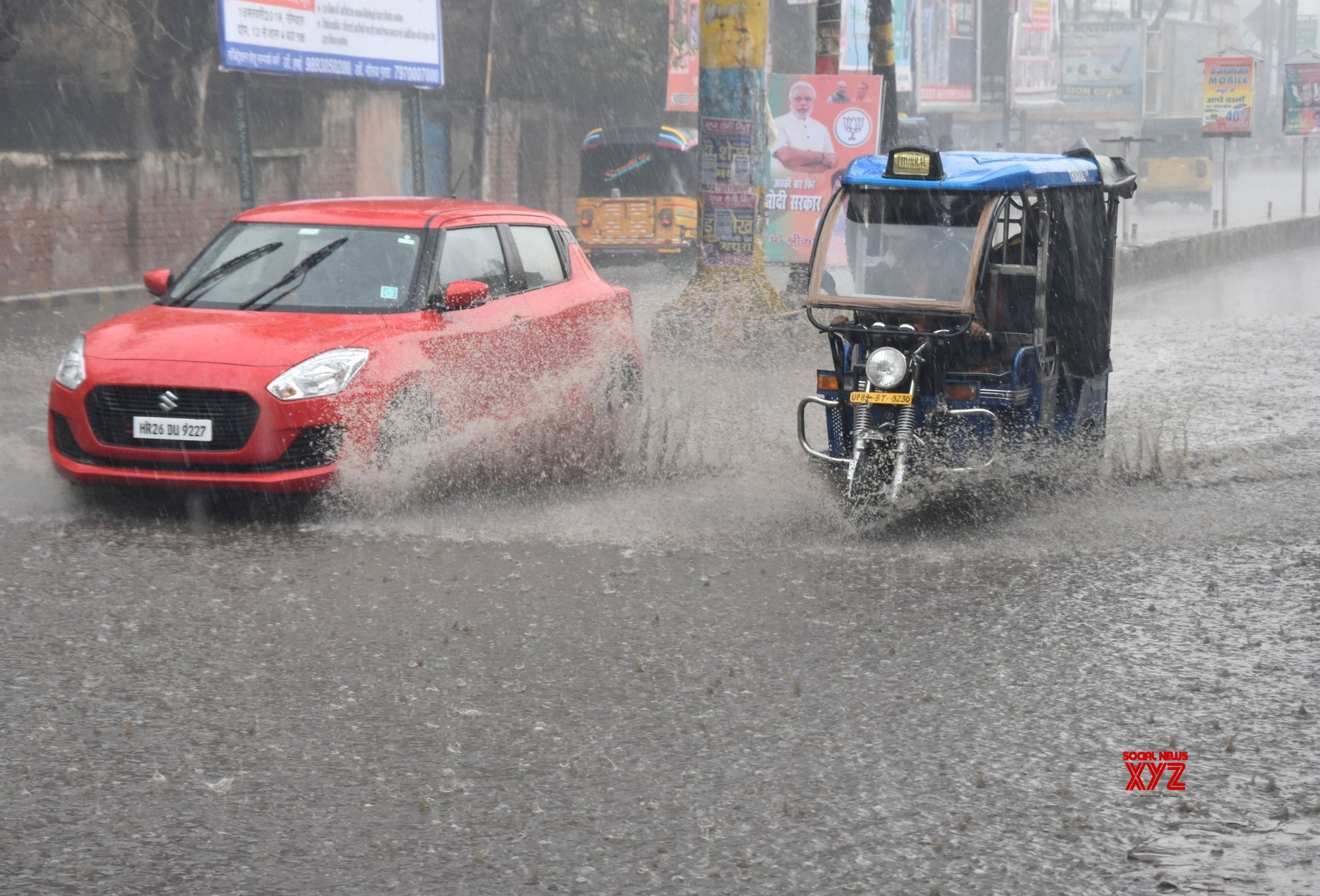 Mathura: Rains #Gallery