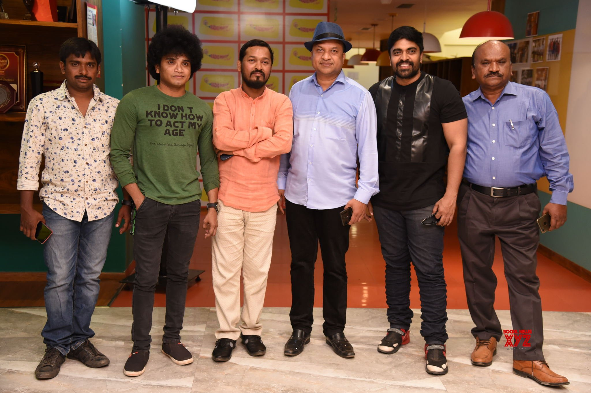 Pranavam Movie Song Launched at Radio Mirchi