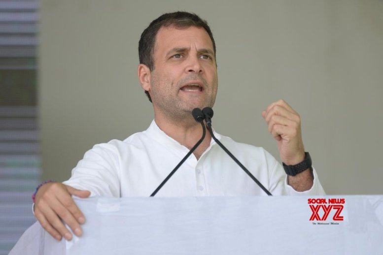 RSS spreads hatred: Rahul