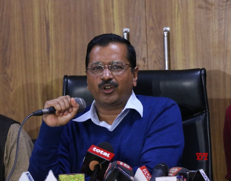 SC verdict against Constitution, democracy: Kejriwal