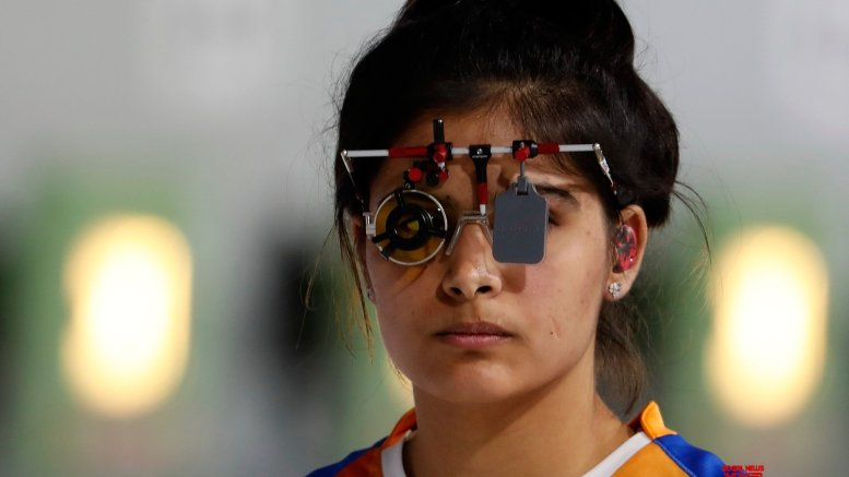 It helps that Saurabh and I hardly connect: Manu Bhaker