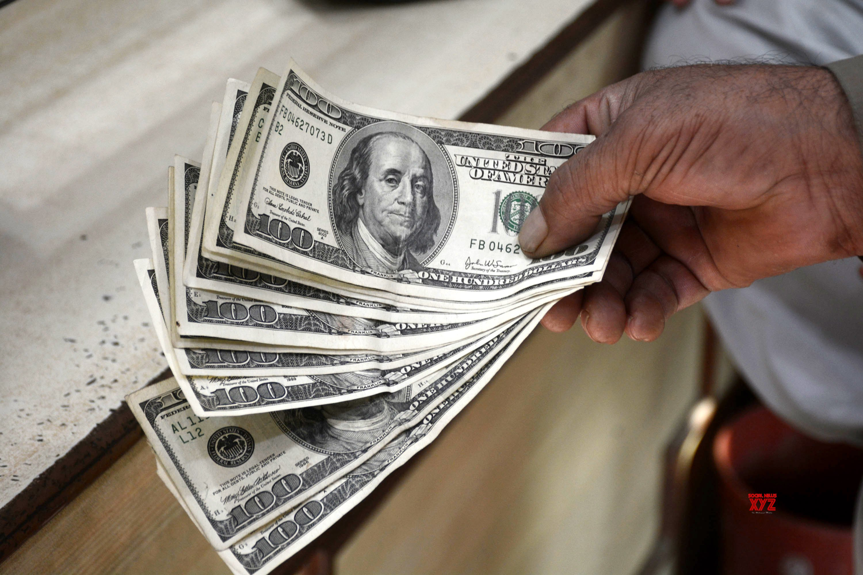 India's forex reserves rise by $3.51 bn to $446 bn