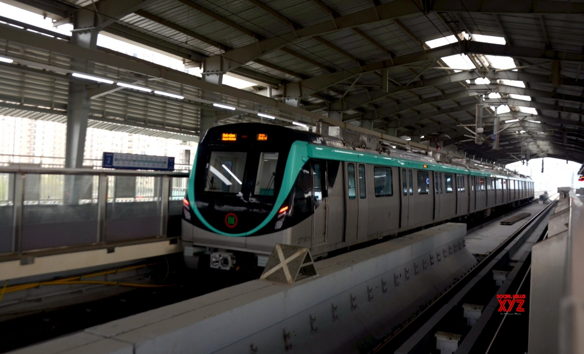 New DPR of Gurugram-Faridabad Metro route awaiting approval