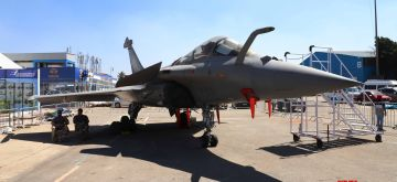Rafale jet (File Photo: IANS)
