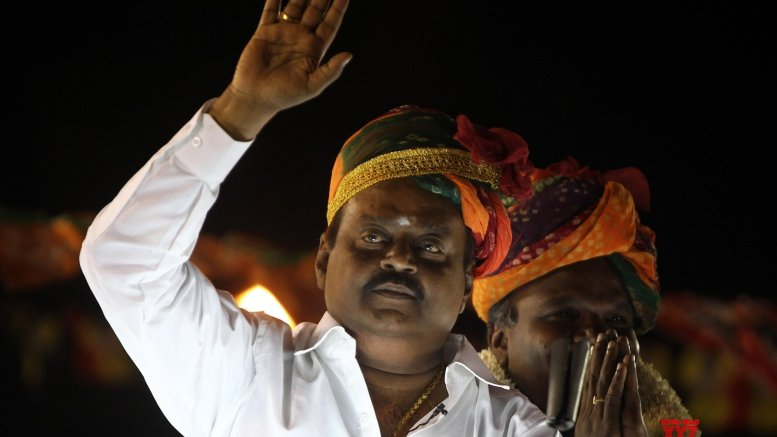 DMDK chief Vijayakant, wife to be discharged from hospital