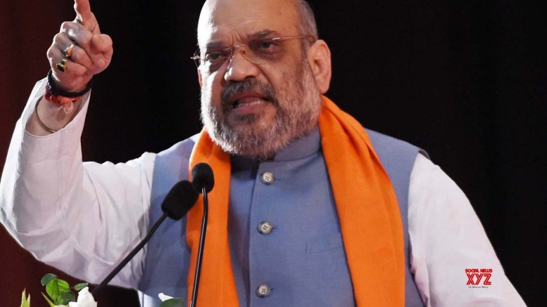 After leading Delhi's Covid fight, Amit Shah tests positive himself