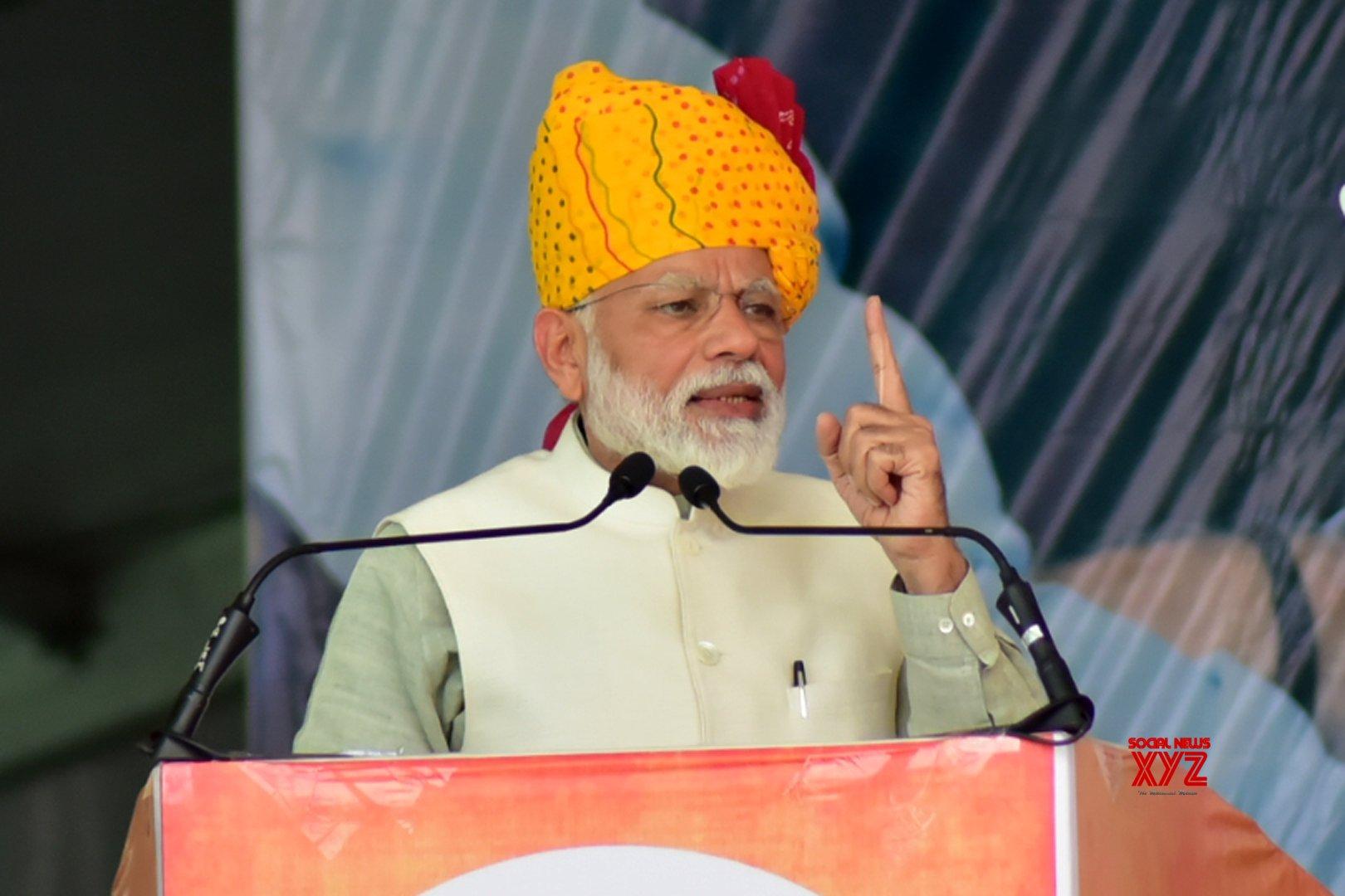 Our fight is for Kashmir, not against Kashmiris: Modi