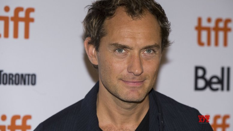 Firefighters visit Jude Law's home after false alarm