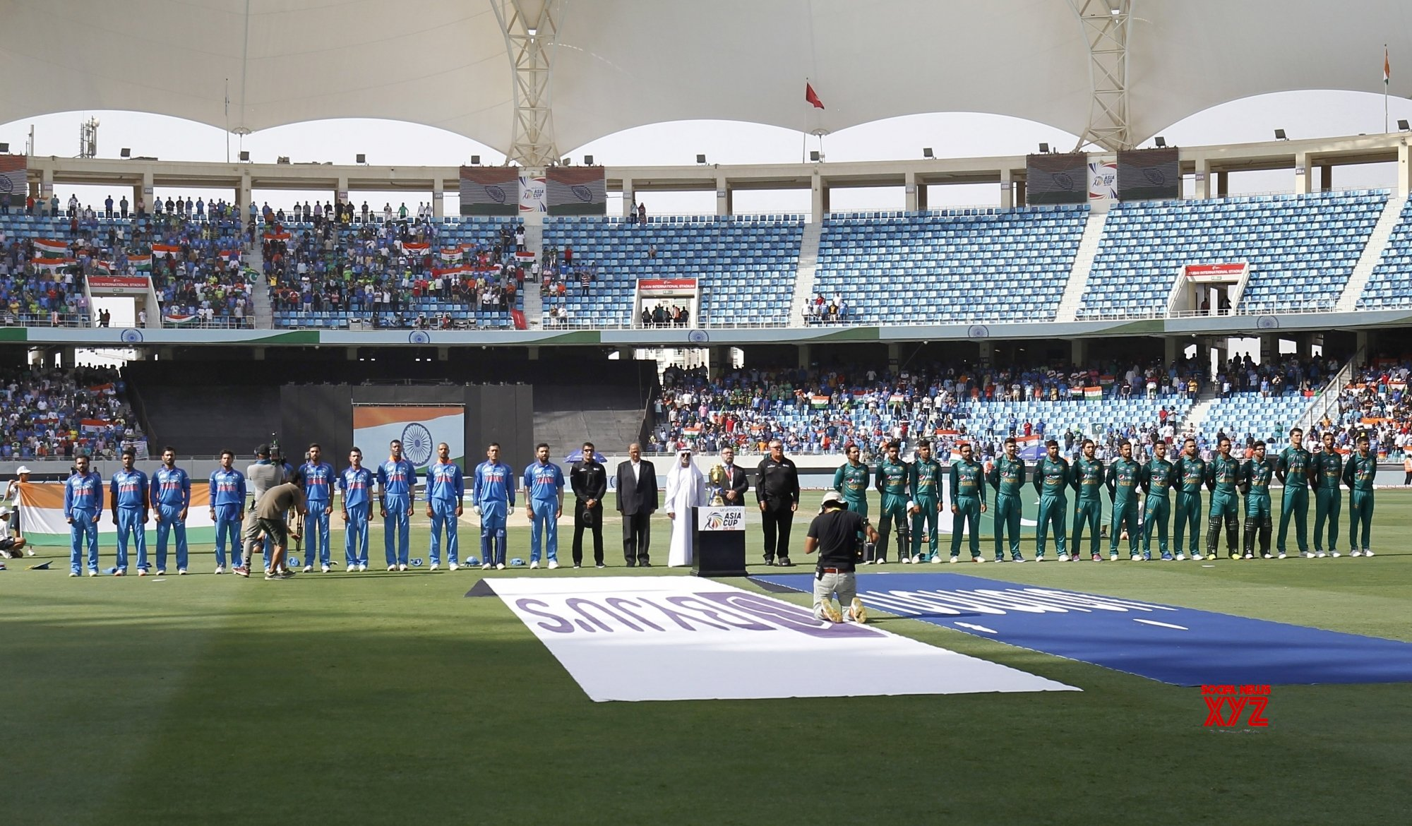 ICC turns Down BCCI's Plea On Cutting Ties With Pakistan