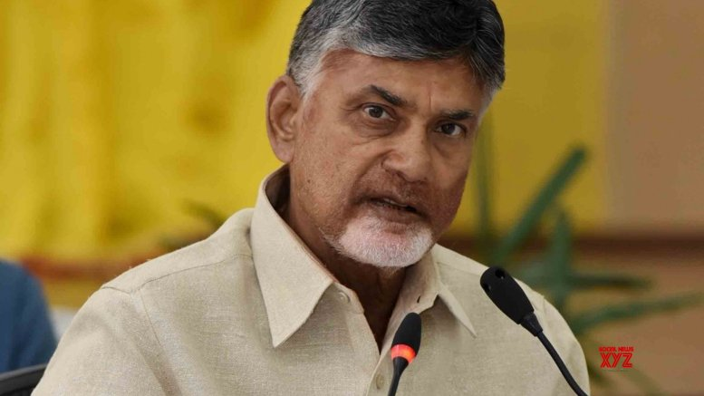 Police harassing TDP cadres in temple attack case: Naidu