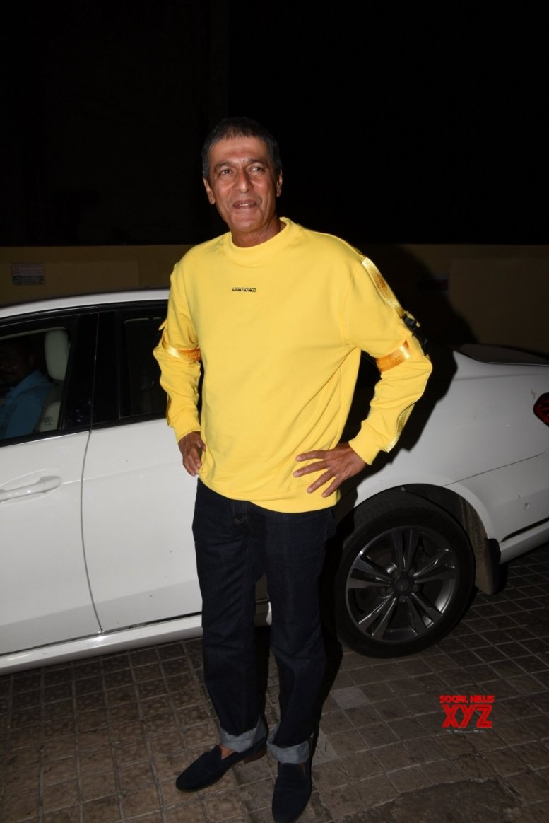 Chunky Panday excited for his short film 'Tap Tap'