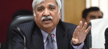 Lucknow: Chief Election Commissioner Sunil Arora addresses a press conference in Lucknow on March 1, 2019. (Photo: IANS)