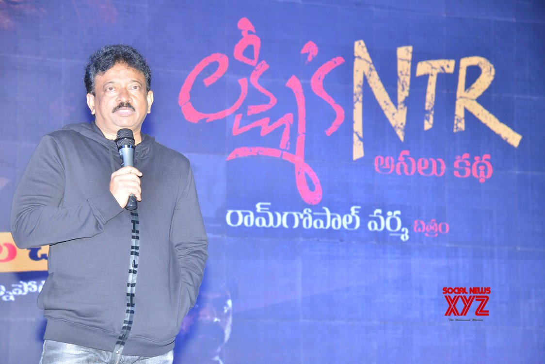 Misunderstanding between RGV's Lakshmi's NTR team and the CBFC is cleared
