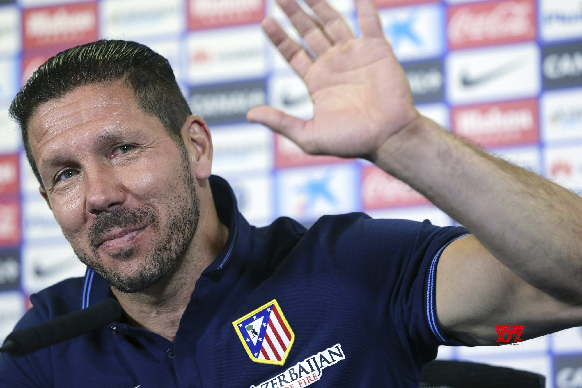 Atletico's Champions League exit: Coach takes blame