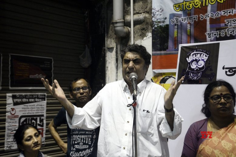 Having my film back in theatres my right: Anik Dutta