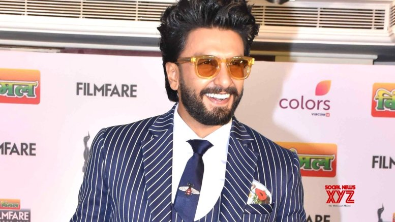 Ranveer shares his 'reel and real' life story