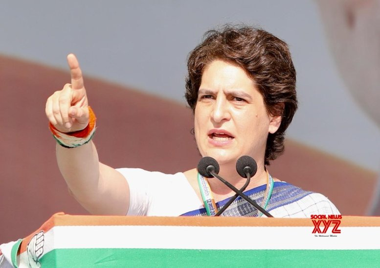 Priyanka assures transformation of UP politics