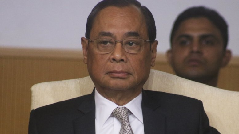 Ayodhya issue was expedited after Gogoi became Chief Justice