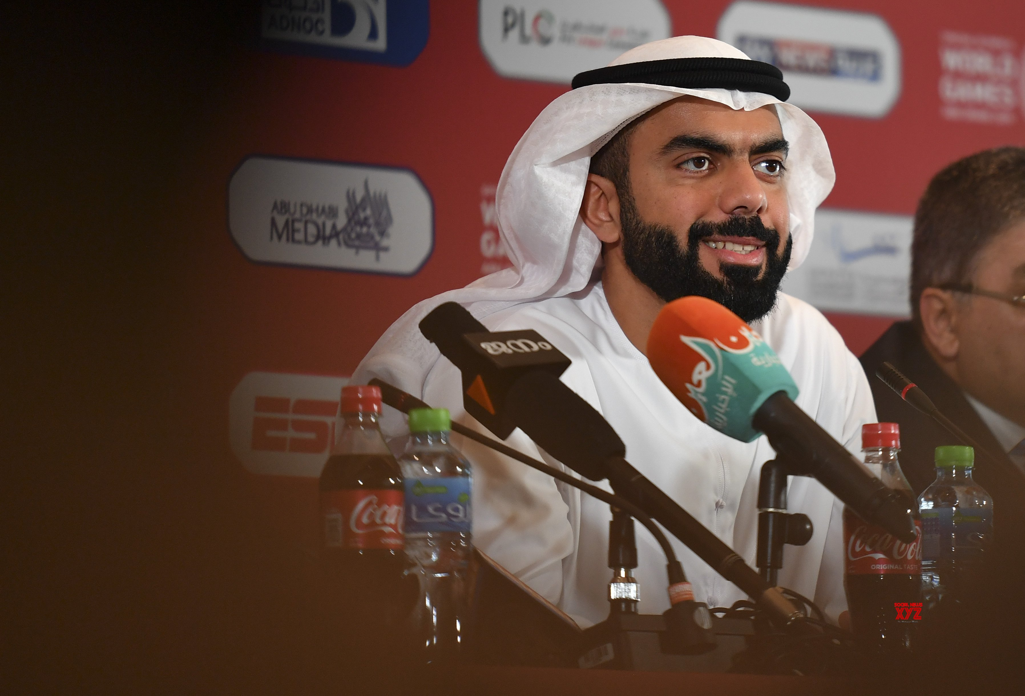 UAE - ABU DHABI - SPECIAL OLYMPICS - PRESS CONFERENCE #Gallery