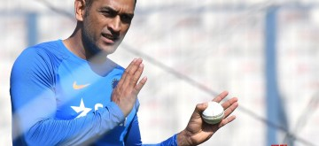 Cricketer Mahendra Singh Dhoni.(File Photo: IANS)