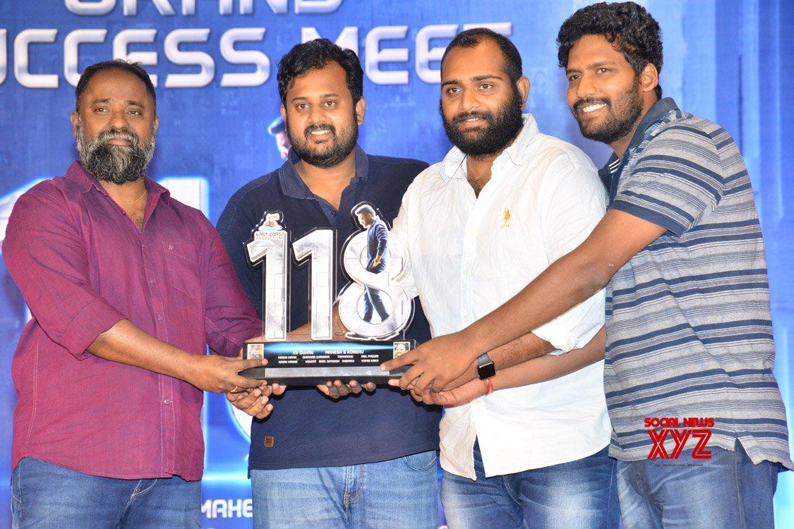 118 Movie Grand Success Meet Gallery Set 2