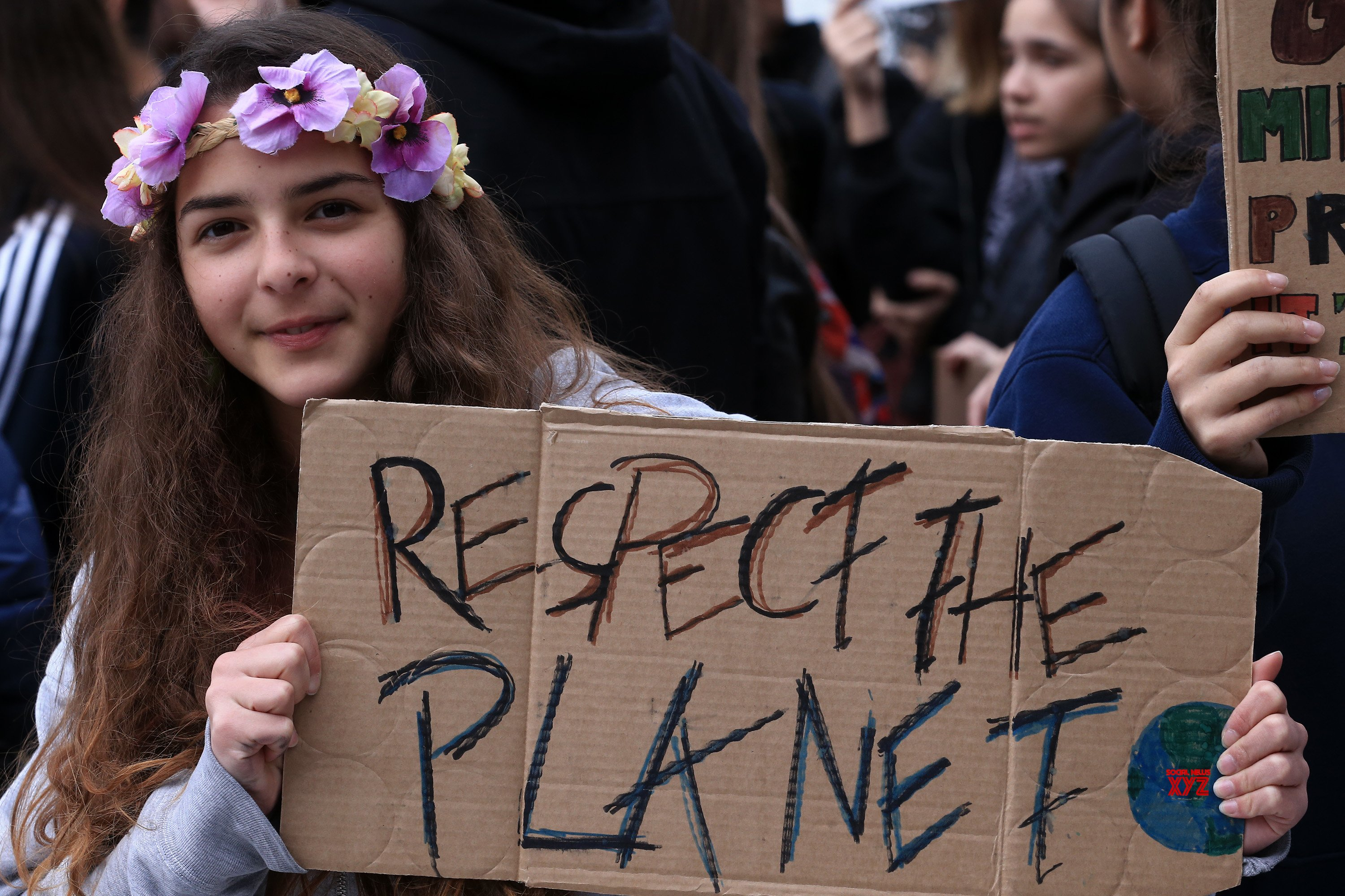 GREECE - ATHENS - MARCH - CLIMATE CHANGE #Gallery