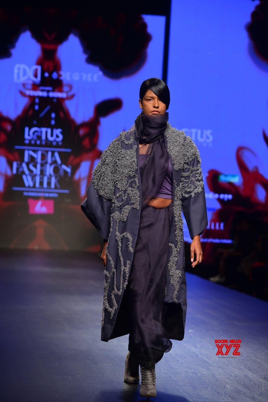 New Delhi: Lotus India Fashion Week - Day 4 - SGBG Atelier (Batch - 1) #Gallery