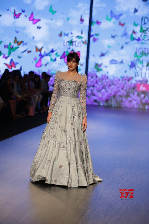New Delhi: Lotus India Fashion Week - Day 4 - Karishma Deepa Sondhi (Batch - 3) #Gallery
