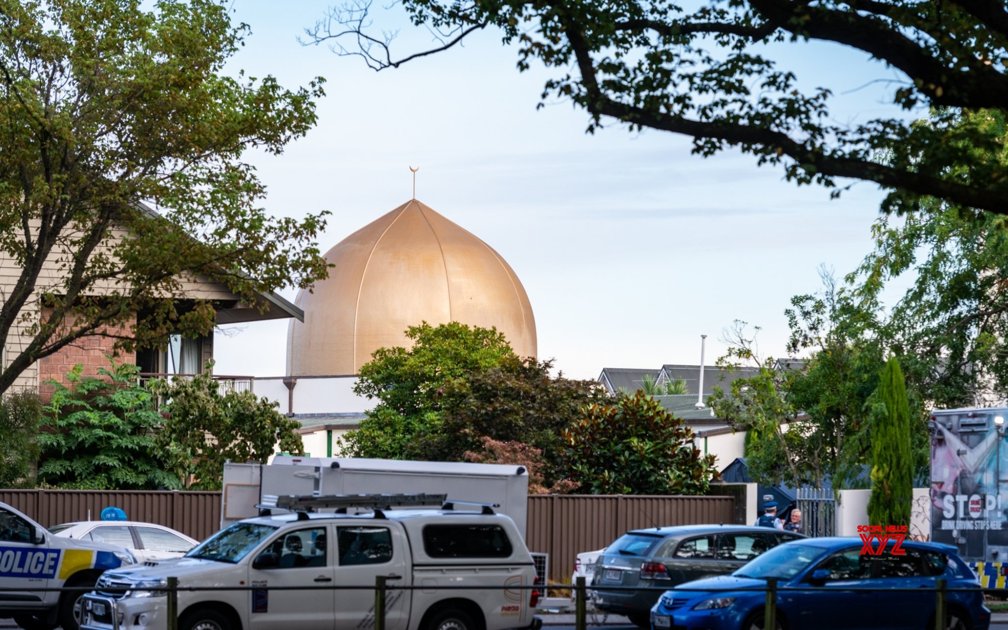 Christchurch gunman sent manifesto to PM before attack