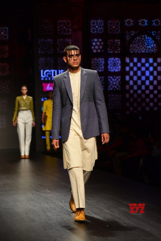New Delhi: Lotus India Fashion Week - Day 4 - Tiso Ghari (Batch - 1) #Gallery
