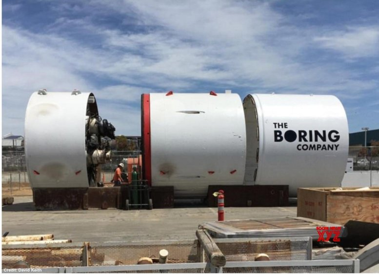 Boring Co gets closer to building Las Vegas tunnels