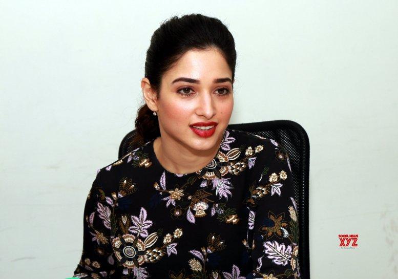 Tamannaah Bhatia signs Tamil, Telugu films