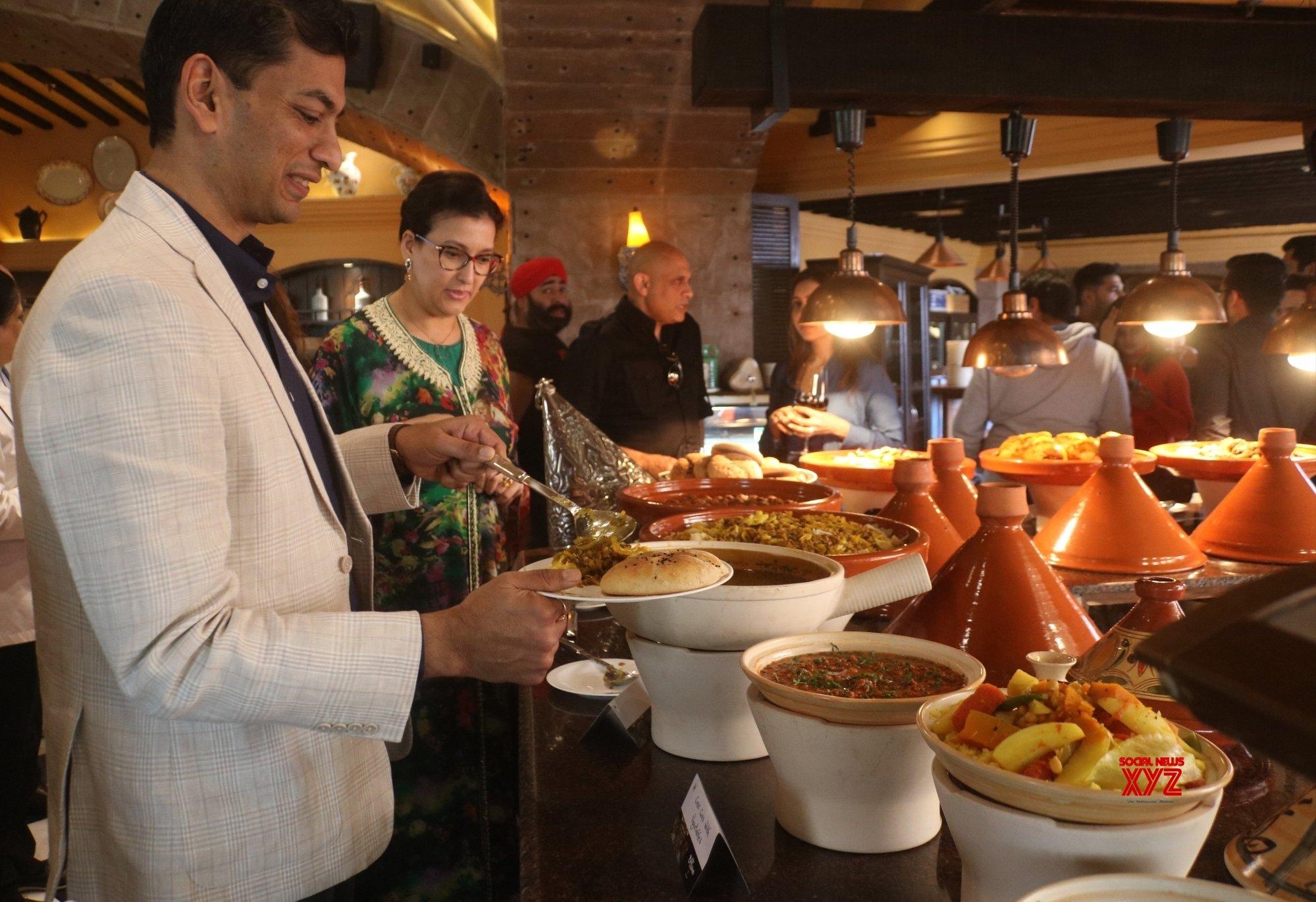New Delhi: Moroccan food festival (Batch - 8) #Gallery