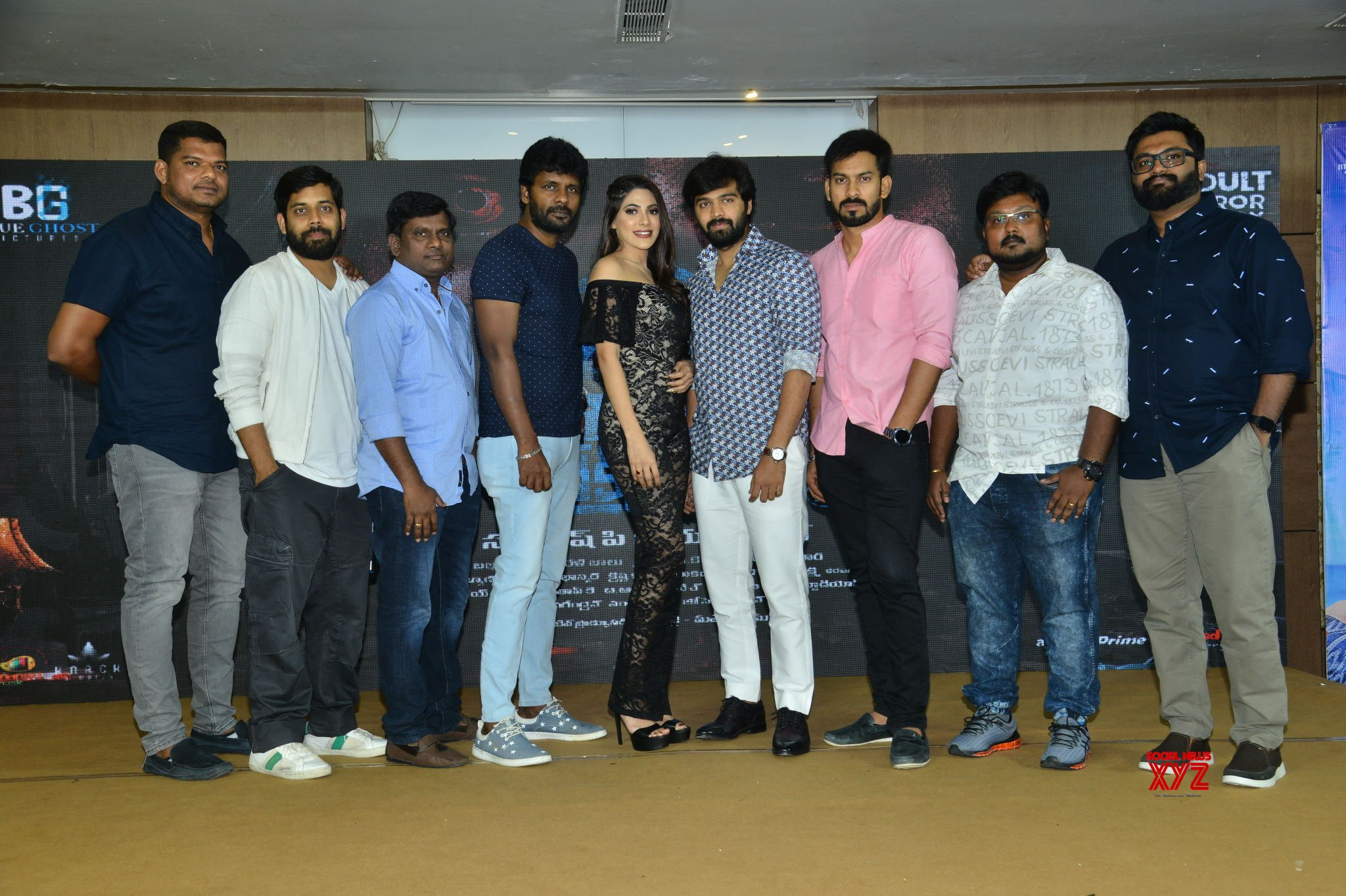 Adith Arun's Chikati Gadhilo Chithakotudu movie pre-release event held