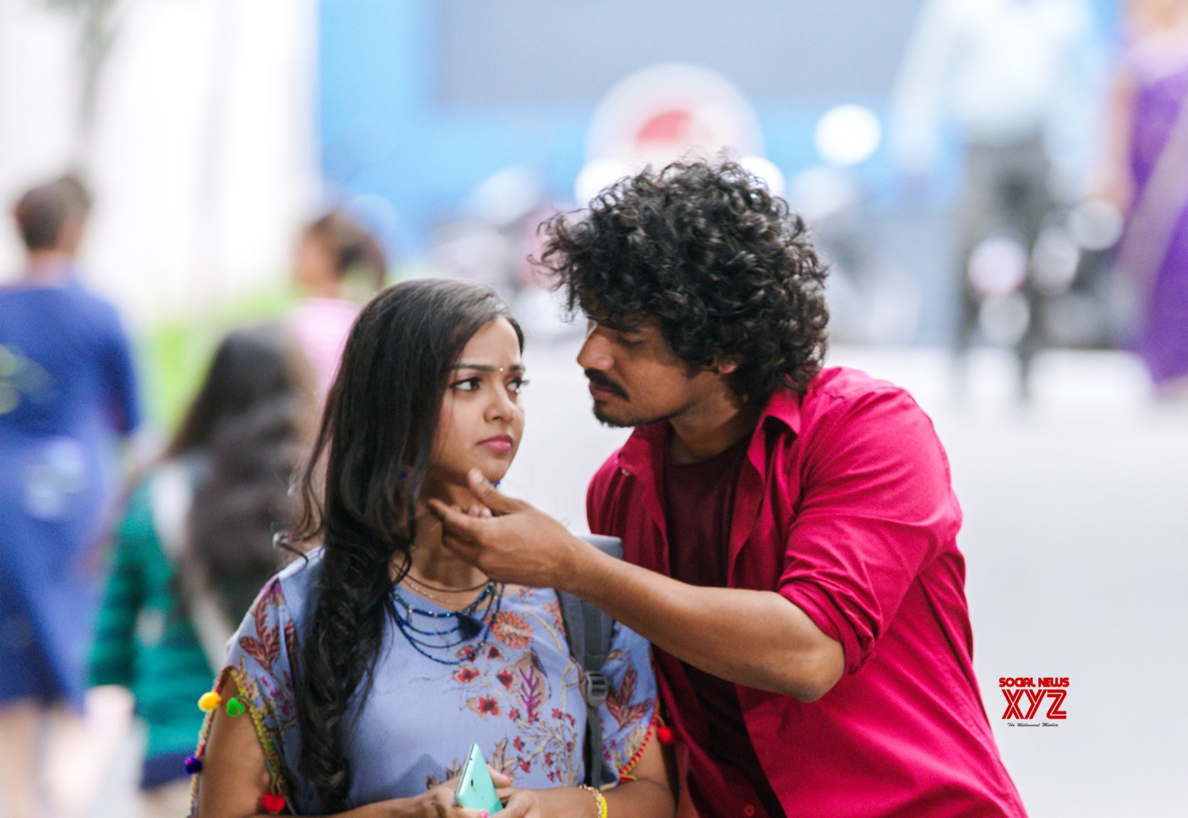 Nuvvu Thopu Raa Movie New Stills