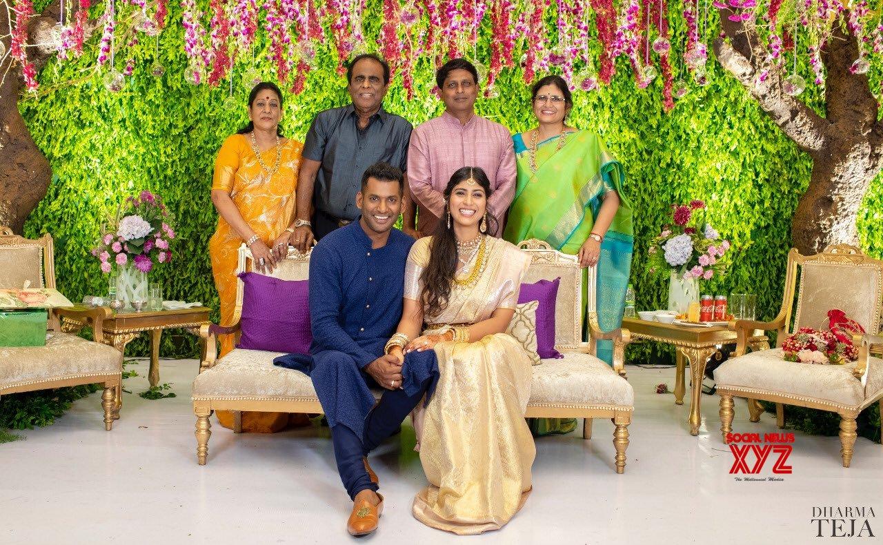Vishal Gets Engaged with Anisha!