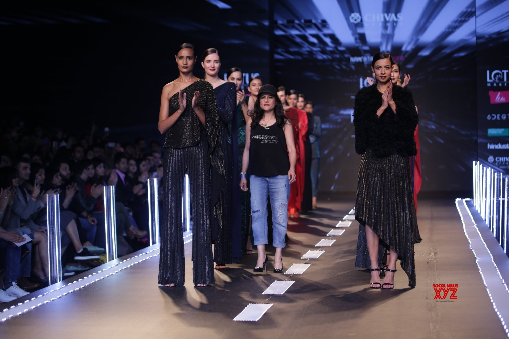 New Delhi: Lotus India Fashion Week - Day 3 - Namrata Joshipura (Batch - 5) #Gallery