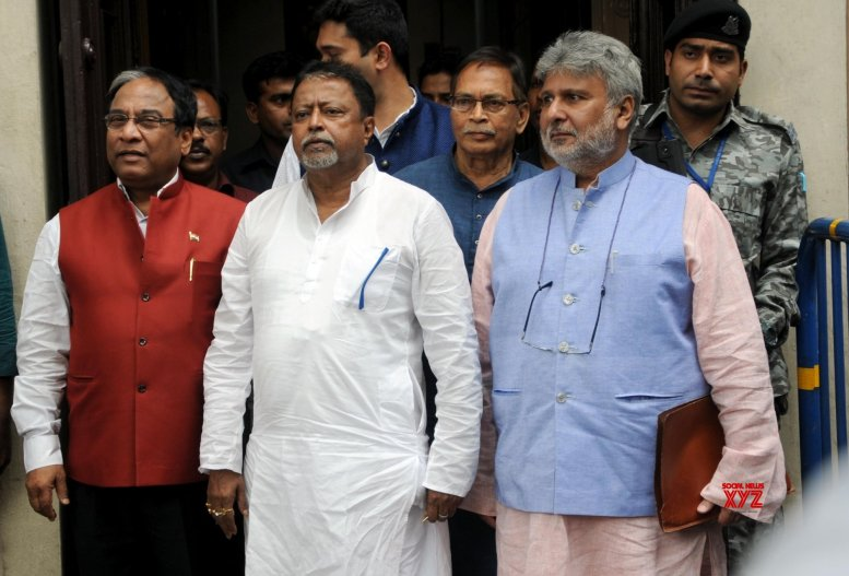 Appoint chief observer from outside Bengal: BJP