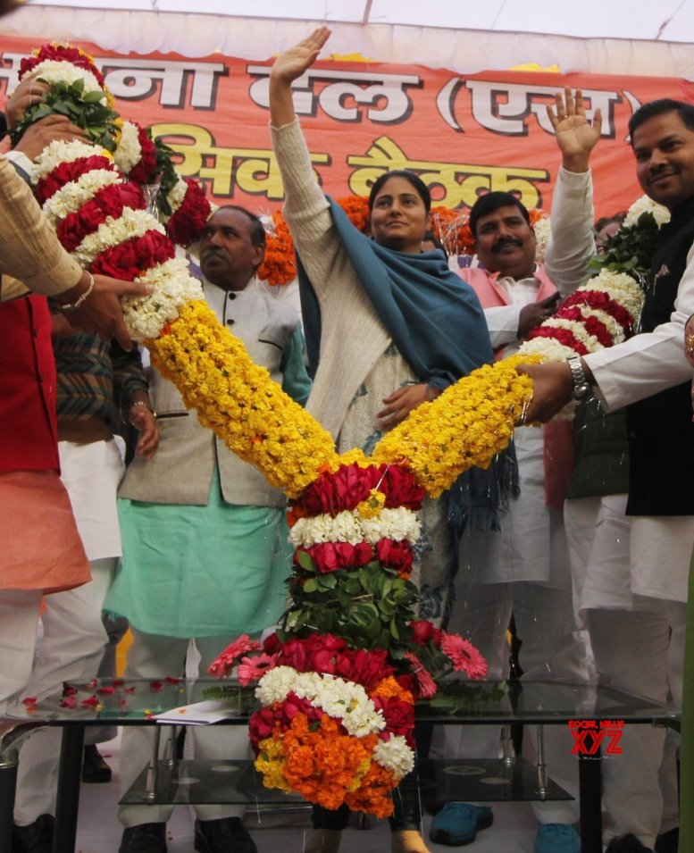 BJP seals seat sharing deal with Apna Dal; Anupriya to contest from Mirzapur